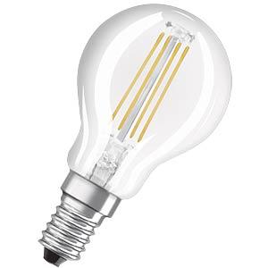 poza BEC LED FILAMENT LED BASE CL P 40 4W/827 E14 FIL