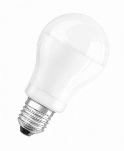 poza BEC LED OSRAM VALUE CLA75 10,5W/827 230V  E27  OSRAM