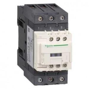 poza Contactor TeSys LC1D - 3 poli, 40 A, bobină 24 V c.a.