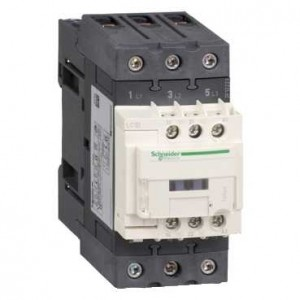 poza Contactor TeSys LC1D, 3 poli, 65 A, bobină 24 V c.a.