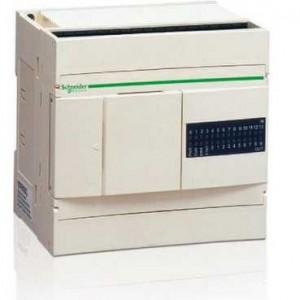 poza Bază extensibilă PLC Twido, sursă 100...240 V c.a., 9 I 24 V c.c., 7 O releu