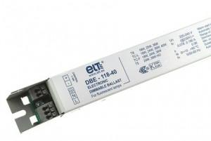 poza BALAST ELECTRONIC FLUOR.2X18-36-40W DBE 218-40 DIMABIL